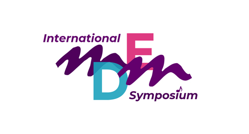 Diseño Logotipo ME&DM Symposium